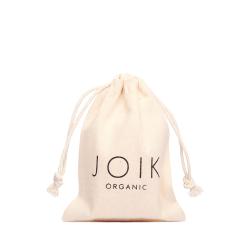 JOIK Organic mini drawstring cotton bag 10x14 cm