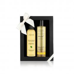 Lemon-vanilla shower time gift box