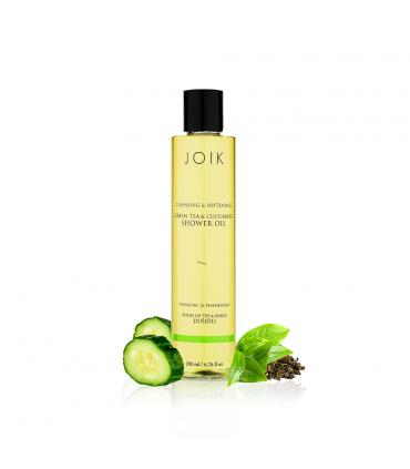 Shower oil Green tea and cucumber