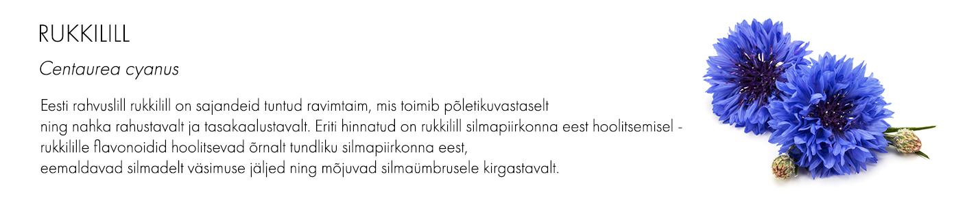 Rukkilill