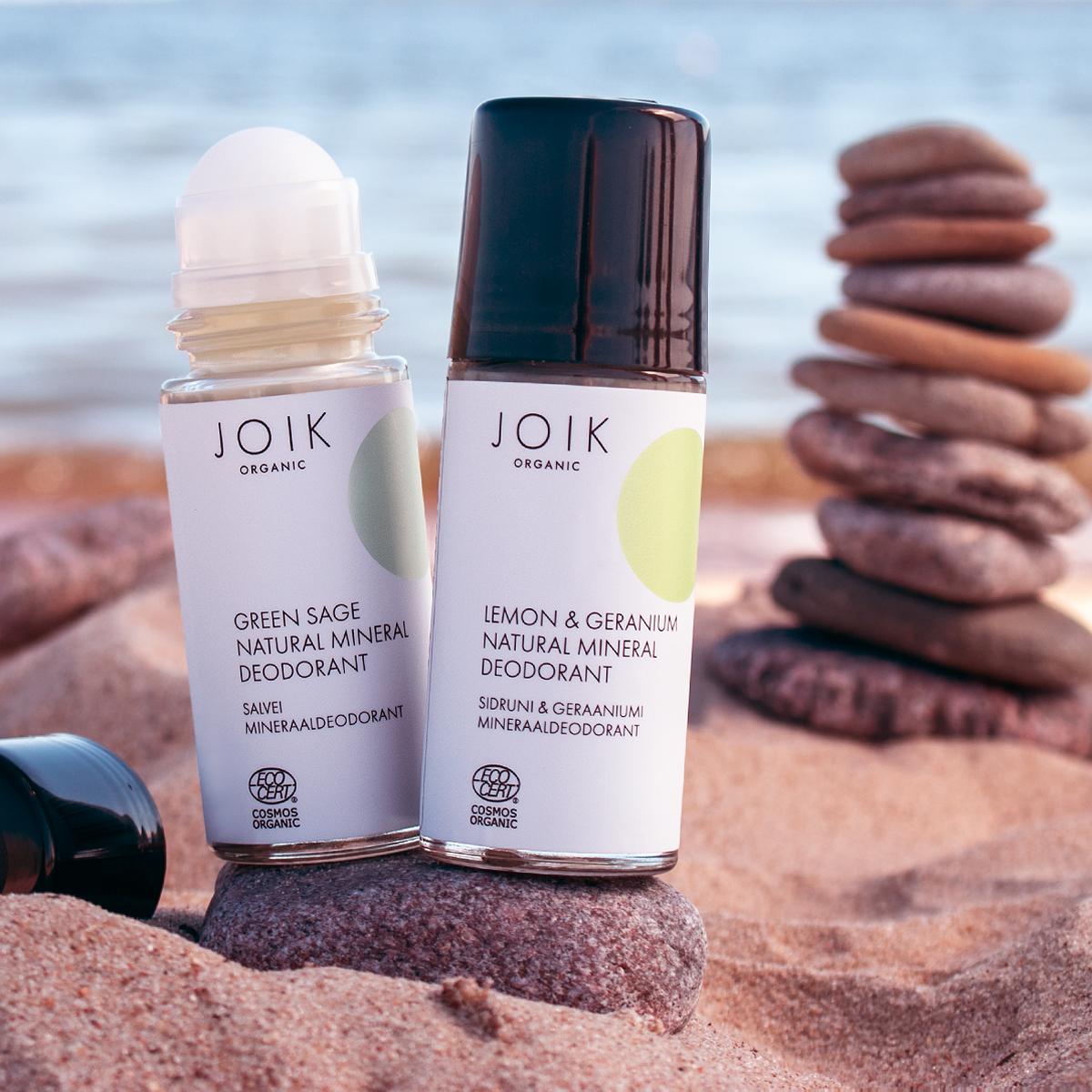 Kõik, mida sa pead teadma looduslike deodorantide kohta!